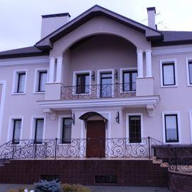 Каркасный дом под ключ тверь