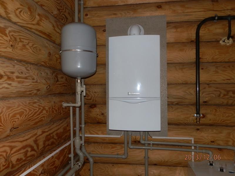 Установка газового оборудования в частном доме москва дома престарелых в кудымкаре